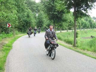 Solex verhuur Friesland