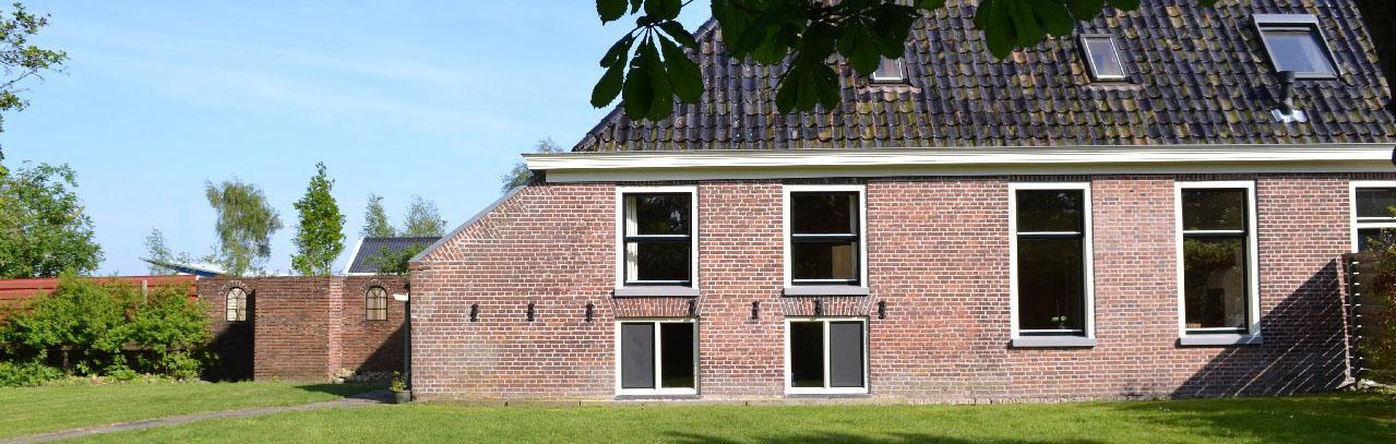 Vakantiehuis Bosk en Wetter Friesland